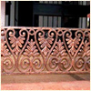 Wrought Iron Interior Railings